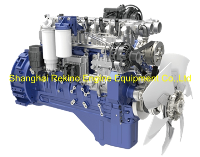 Weichai WP6G150E330 construction diesel engine 150HP 2200RPM for forklift