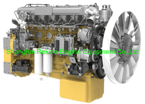 Weichai WP12G240E306 WP12G240E340 construction diesel engine motor 240HP 1800RPM for bulldozer