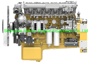 Weichai WP12G360E310 construction diesel engine motor 360HP 2100RPM for wheel loader