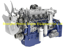Weichai WP10.375E53 construction diesel engine 375HP 1900RPM for Crane