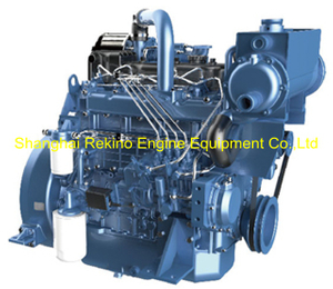 Weichai WP4.1C68-15 marine boat propulsion diesel engine 68HP 1500RPM
