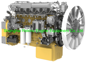 Weichai WP12G310E302 construction diesel engine motor 310HP 2200RPM for wheel loader