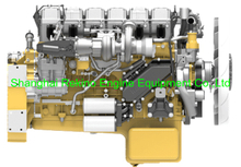 Weichai WP12G350E303 construction diesel engine motor 350HP 2000RPM for bulldozer