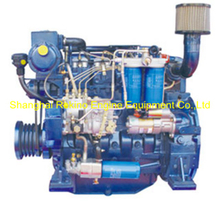 Weichai WP4C130-21 marine boat propulsion diesel engine 130HP 2100RPM