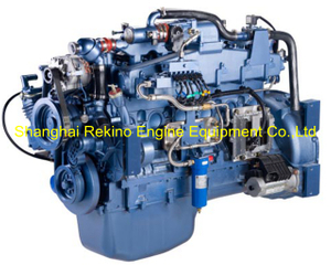 Weichai WP10G260E32NG Natural gas engine 260HP 2100RPM for wheel loader