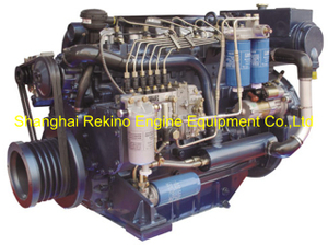 Weichai WP6C150-15 Marine propulsion boat diesel engine 150HP 1500RPM